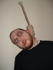 (suzzah) Tags: costumes halloween hanging halloweenparty noose