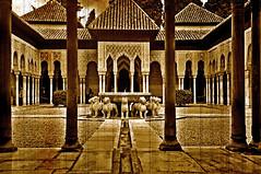 La Alhambra. Granada.- by ancama_99(toni)