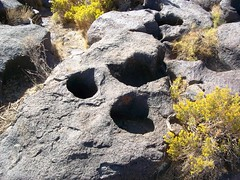 fossilfalls10 (mlhradio) Tags: california desert basalt potholes mojavedesert owensvalley lavafield smoothrocks fossilfalls inyocounty drywaterfall cosorange indianwellsvalley watererosion mlhradio