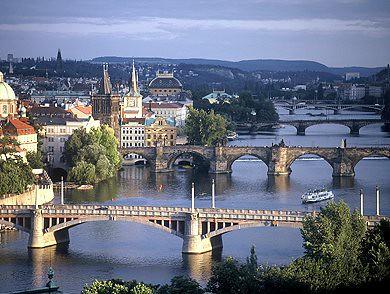 Praga, la ciudad de la música