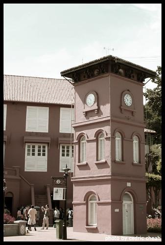 Malacca, el lugar histórico