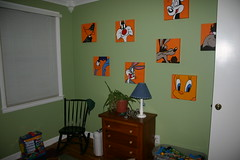JEB's wall art by Amy