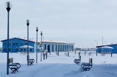 Parque de Nieve? (AgusValenz) Tags: park parque winter snow nieve enjoy soviet centralasia kazakhstan eurasia kazakistan divertirse  invirno  karabatan