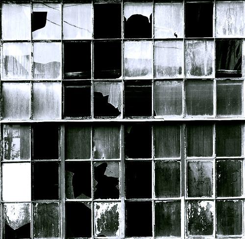 razbijena ogledala
