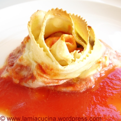 Cannelloni al Radicchio