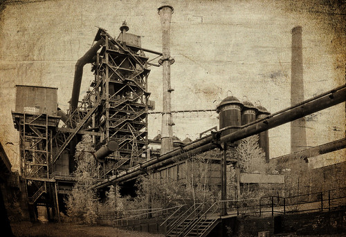 Abandoned Industry (Part I)