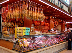 Jamon! Jamon! (Part One) (David Stringer) Tags: valencia spain nikon europe nikond50 technorati davidstringer