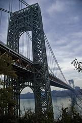 George Washington Bridge (Phillip C Kim) Tags: gwb georgewashingtonbridge