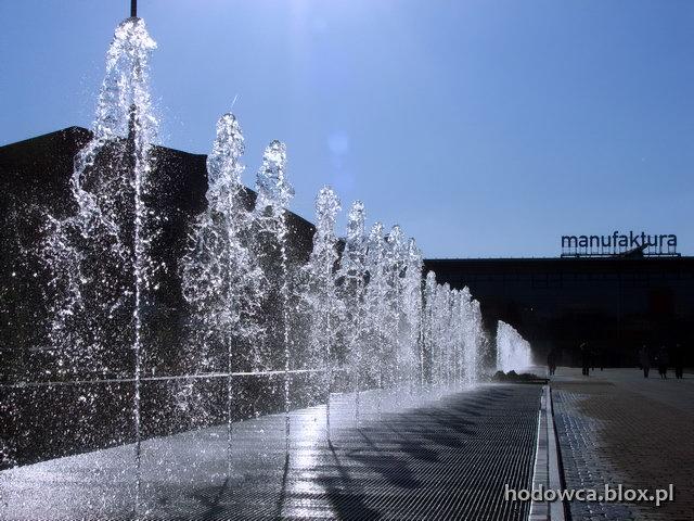 Europe's longest fountain