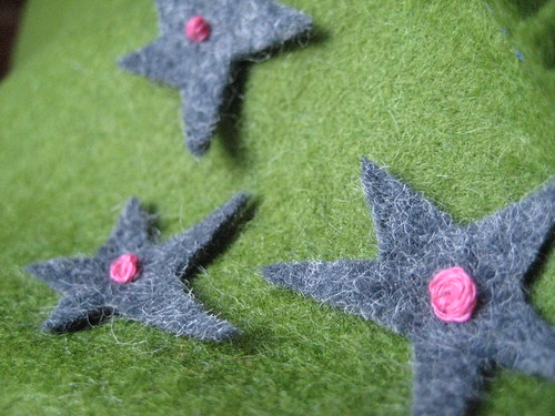 LuckyStitches - Felt Stars