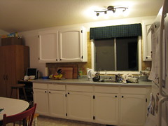 Kitchen RePaint - After