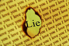 "All it take is a ""lie"" by 3azeez"