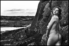 Inga (gudbjorg_agustsdottir) Tags: portrait people blackandwhite woman nature vintage naked nude person iceland model serenity solemn therealwomanbeauty gudbjorggudbjorgis