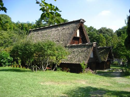 Farmhouse from Shirakawa, Gifu