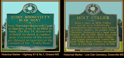Holt Collier markers