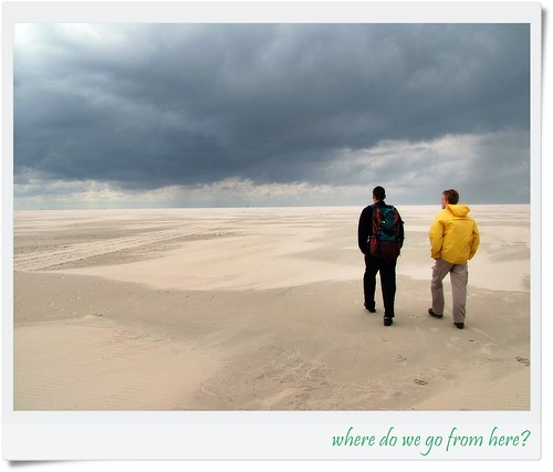 """""""where do we go from here?""""aPicaDay01X by friendsofarnon, on Flickr"""