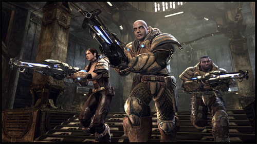 Unreal Tournament III for the PS3 video review