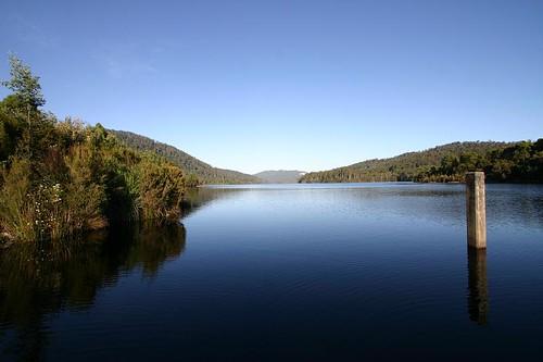 Lake Tullah, Western Tasmania.