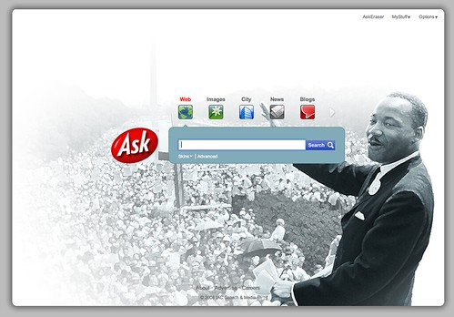 Martin Luther King Jr. Day - Ask