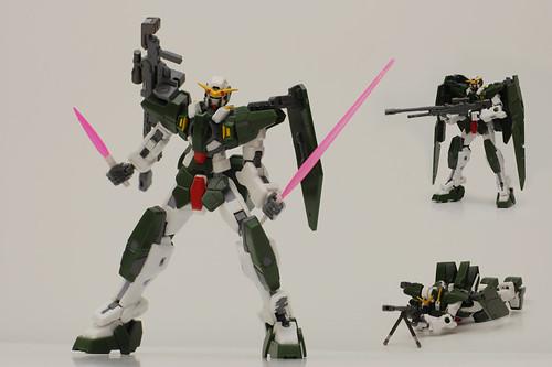 gundam 00 wallpaper. Dynames - Gundam00 DIY setup..