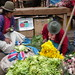 Peru , mercado de Pisac
