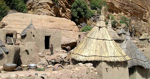 village Dogon