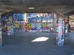 South Bank Graffiti III