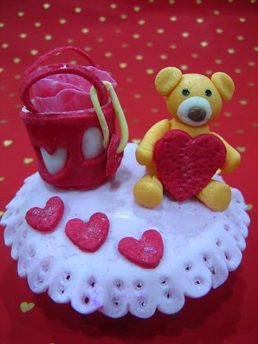 Teddy's Heart.. by Anita Jamal.