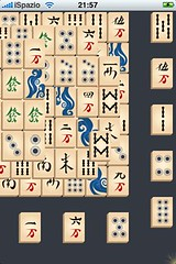 mahjong ispazio iphone ipod touch game