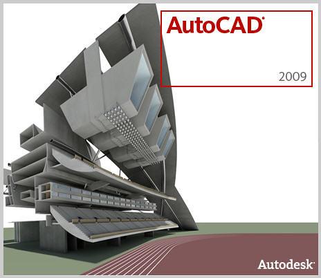 Autodesk AutoCAD 2009 English 32 & 64 bits