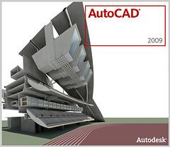 AutoCAD 2009 Splash Image