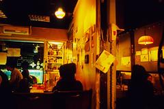 ZABU雜舖居酒食堂 (bubustudio) Tags: life film cafe taiwan taipei fm3a rvp100 zf25
