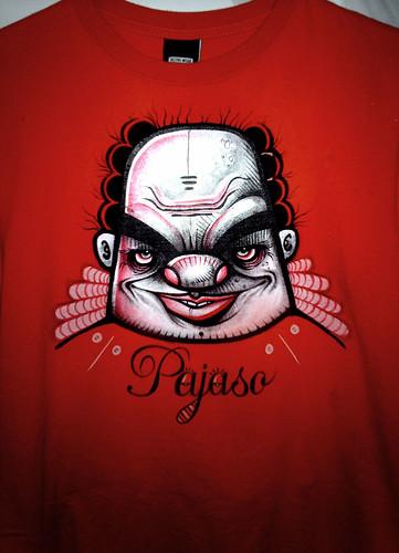 el pajaso (t-shirt)