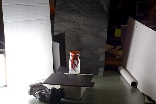 Setup Shot - Salted Chillies