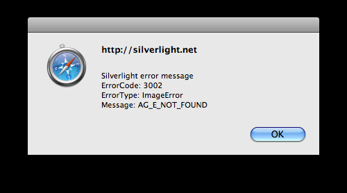 Silverlight Experience