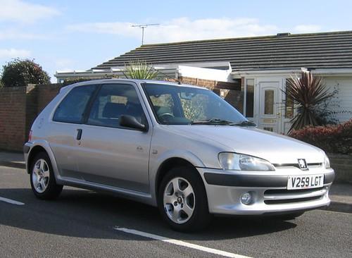 Peugeot 106 Rallye S2. Peugeot middot; 106 middot; 106 Rallye S2