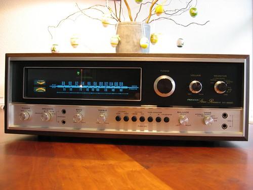 Pioneer SX-6000