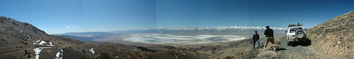 Owens Valley Panorama