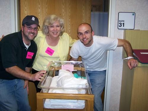 JJ, Susan, Harper, Adam