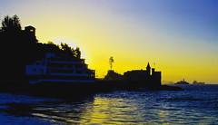 Vina del Mar. Castillo at Sunset. (Bracani....Antonio Ljubetic) Tags: chile sunset castle contraluz wolf castillo vina wulf wulff castillowulf castilloset ilovecastillowulf