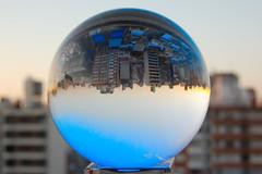 """""""La esfera urbana"""" (Marcelo Savoini) Tags: city nikon ciudad sphere esfera d40 explored"""