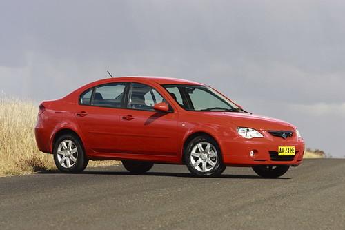 2008 Proton Persona Car Picture