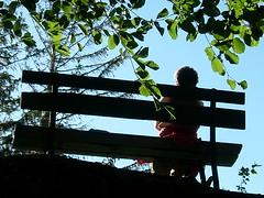 PARAR EL TIEMPO (Jos Jimnez) Tags: espaa woman sol contraluz mujer spain paz andalucia soledad descanso tiempo baeza tranquilidad jimenez sosiego