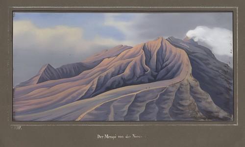 Der Merapi von der Nordseite