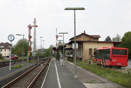 Bahnhof Fritzlar