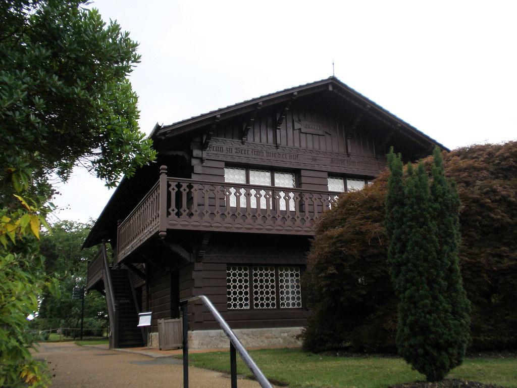 Swiss Chalet. Osborne House