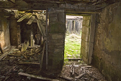 Farm 23 (stevemellor1) Tags: abandoned farm derbyshire sony oldbuilding dereliction