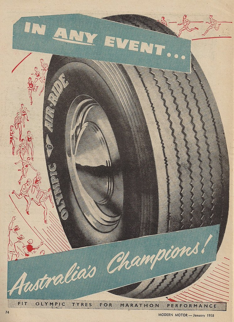 Olympic Tyres