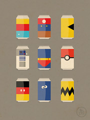 Pop Culture (David Schwen) Tags: culture pop gaming minimalism threadless msced dschwen