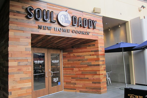 Soul Daddy: Exterior